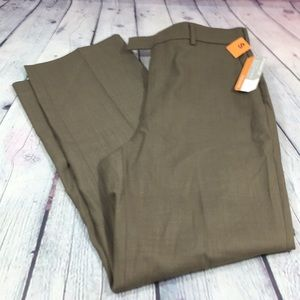 Savane  No Iron Men Pants Size 32x30 NWT